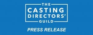 Nominations announced for the CDG Casting Awards 2021