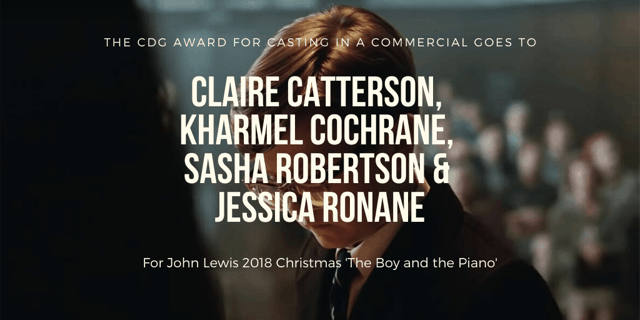 Commercial Award 2020